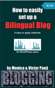 mopana - How to easily set up a Bilingual Blog